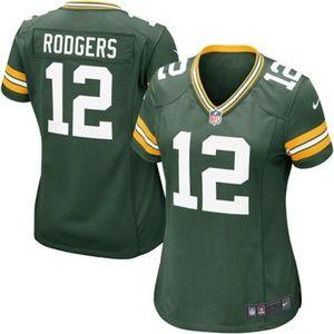 Women's Green Bay Packers Aaron Rodgers